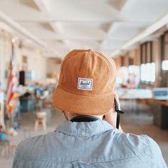 Herschel Supply cap / photo by Billy Cress
