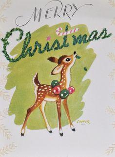 Christmas Ephemera