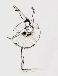 tumblr drawings ballerina
