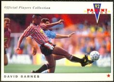 Panini 92 Official Players Collection