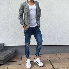 Perfect look . Men's style