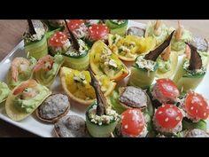 ТОП-5 ХОЛОДНЫХ ЗАКУСОК - 2020 - YouTube Sushi, Tacos, Mexican, Ethnic Recipes, Youtube, Food, Essen, Meals, Youtubers