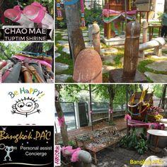 Chao Mae Tuptim shrine old - Bangkok Tourism hub Bangkok Thailand, Tourism, Turismo, Travel, Traveling