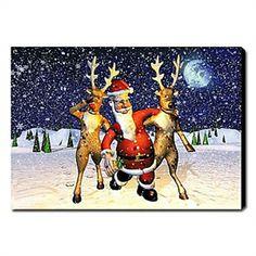 Hand-painted Oil Painting People Christmas Santa Claus 1210-PE0005 - See more at: http://www.homelava.com/en-hand-painted-oil-painting-people-christmas-santa-claus-1210-pe0005-nbsp-p12848.htm#sthash.2I7xwhUk.dpuf