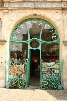La pharmacie- Paris