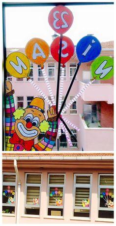Origami, Birthday, Diy, Craft, School Decorations, Working Holidays, Living Room Ideas, Birthdays, Bricolage