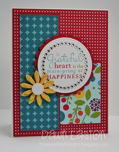 A Grateful Heart SSSC158 by TreasureOiler - Cards and Paper Crafts at Splitcoaststampers