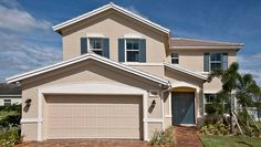 Four Bedroom Two Story Homes for Sale Victoria Parc atThe Crestview Model $240,000 for a 4 Bedroom, 2.5 Bath located at 11582 SW Halton Street Port St. Lucie, Fl. 34987
