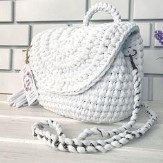 Всех школьников и студентов с началом | WEBSTA - Instagram Analytics Crochet Shorts Pattern, Bag Crochet, Crochet Handbags, Crochet Purses, Cute Crochet, Crochet Patterns, Crochet Hats, Style Feminin, Yarn Bag