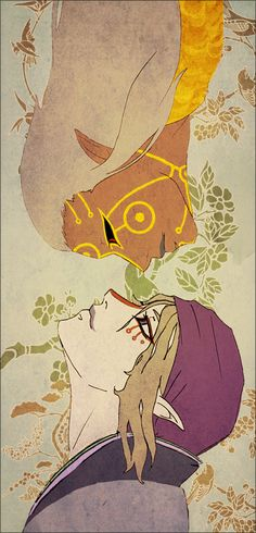 Kusuriuri by Anila.deviantart.comモノノ怪 Mononoke 物怪