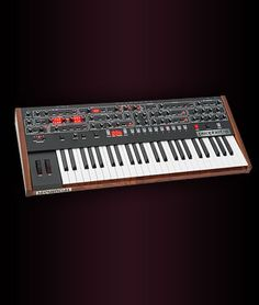 :: Dave Smith Instruments :: Sequential Prophet-6 :: 6-Voice Polyphonic Analog Synthesizer ::