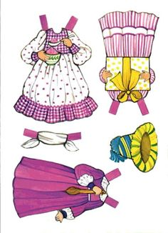 The Gingham Carrie's Clothes 2 (Birthday Party)