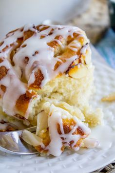 One Hour Honey Almond Crunch Rolls from The Food Charlatan