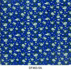 Hydro printing film flower pattern DF463-5A
