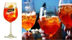 Aperol Spritz  Foto: Limoncello, Wine Glass, Alcoholic Drinks, Fresh, Tableware, Food, Liquor, Alcoholic Beverages, Dinnerware