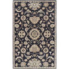 CAE-1164 - Surya | Rugs, Lighting, Pillows, Wall Decor, Accent Furniture, Decorative Accents, Throws, Bedding