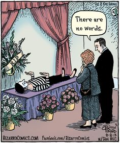 A little black (and white) humour....