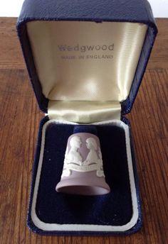 Hey, I found this really awesome Etsy listing at https://www.etsy.com/listing/223569647/wedgwood-1981-royal-wedding-thimble