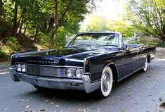 '67 Lincoln Continental Convertible... Pure Class.