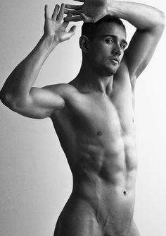 DNA Magazine - Camilo gets a little cheeky in this shoot! - Part 2