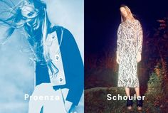 Proenza Schouler Spring/Summer 2014 Campaign