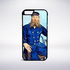 Vincent Van Gogh - Postman Joseph Roulin Phone Case – Muse Phone Cases