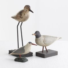 master entry - or game room -Wisteria - Accessories - Decorative Objects - Birds by the Shore