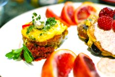Mini Vegetable Frittatas (Dairy Free, Gluten Free) — The Love of Food