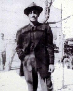 Pachuco Clothing | ... Carrasco was a Zoot Suiter and Pachuco in West Oakland in the 1940's