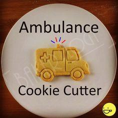 Krankenwagen-Ausstecher Biskuit Fräser Geschenke Sanitäter