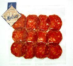 Chorizo Vela Extra Bodega - Embutidos Artesanos Melsa. Encuéntralos en http://www.elhatillo.es/embutidos_artesanos_melsa