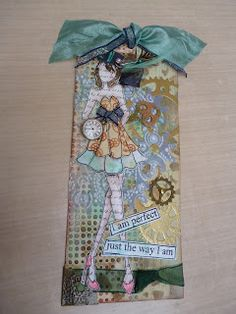 Prima Media Mixed Doll Stamps