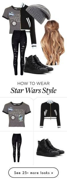 """""""love this"""" by hayleykelly-1 on Polyvore featuring Topshop, Moschino, WithChic, Converse and BCBGMAXAZRIA"""