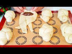 ЧУДО БУЛОЧКИ! Которое Вы Обязательно Захотите Приготовить!!!Воздушное Тесто Как Пух. - YouTube Круассаны, Рецепты Хлеба, Балетная Обувь, Десерты, Еда, Youtube, Самодельный Хлеб