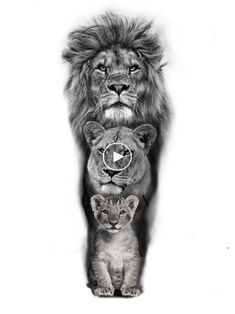 # Tätowierung für Männer tattoo quotes tattoos tattoos tattoo fonts for men meaningful quotes quotes about life quotes latin quotes motivational Lion Head Tattoos, Mens Lion Tattoo, Wolf Tattoos, Men Tattoos, Men Tattoo Quotes, Lion Tattoo Sleeves, Sleeve Tattoos, Animal Sleeve Tattoo, Cubs Tattoo