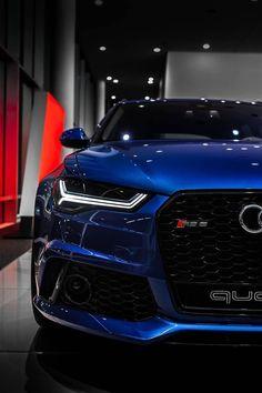 Audi RS6 C7 FL