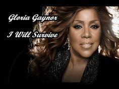 Gloria Gaynor- I Will Survive - YouTube