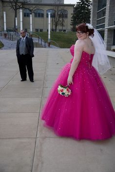 pink sparkles!