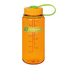Nalgene Tritan 16oz Wide Mouth BPA-Free Water Bottle Nalgene Bottle, Bpa Free Water Bottles, Cold Drinks, Lunch Box, Amazon, Utah, Cups, Outdoors, Sports