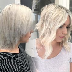 "Excellent Free of Charge Hotheads Extensions - Post-partum hair loss is real. Just a few Concepts ""Warm"" methods for hair expansion The glue substance is usually used artificial Keratin. Hair Extensions Before And After, Hair Extensions For Short Hair, Lob Hairstyle, Pretty Hairstyles, Hotheads Extensions, Medium Hair Styles, Short Hair Styles, Hair Extension Care, Postpartum Hair Loss"