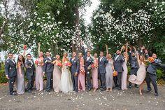 Real Wedding Kate  Ryan-Real wedding of San Diego couple Kate