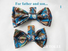 Father son bow ties bow tie for family perfect gift for by BETOLLI