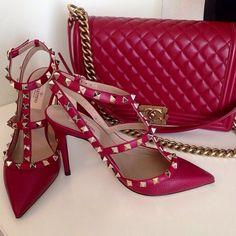 Valentino + Chanel