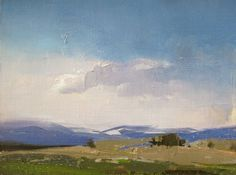 July Sky, by Kathryn Mapes Turner