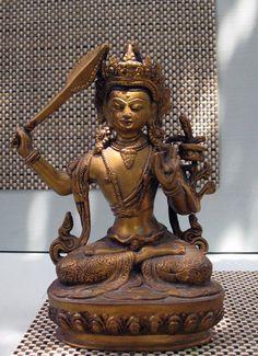 Antique Buddha  Asian Art Piece Very Fine by GentlemanlyPursuits, $275.00
