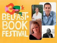 A great event for crime fiction fans will take place shortly in Belfast, and I'm hugely looking forward to it. Book Festival, Crime Fiction, Belfast, Writer, Events, Business, Books, Movie Posters, Libros