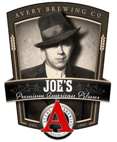 Avery Joes Premium American Pilsner: A contemporary twist on a traditional brew - http://www.aubeer.com/american-beer-in-australia/avery-joes-premium-american-pilsner-a-contemporary-twist-on-a-traditional-brew/ #beer #australia #foster #aubeer