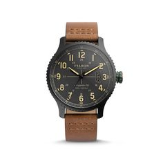 www.Filson.com | The Mackinaw Field Watch