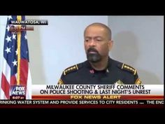 VIDEO: SHERIFF DAVID CLARKE PUTS MILWAUKEE RIOTERS IN THEIR PLACE - This is the speech that everyone looting and rioting needs to hear, and Clarke's words are invariably righteous when it comes to detailing the true problems that cause these sorts of unacceptable and ignorant behaviors. ~ RADICAL Rational Americans Defending Individual Choice And Liberty