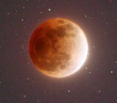 Blood Moon, Celestial